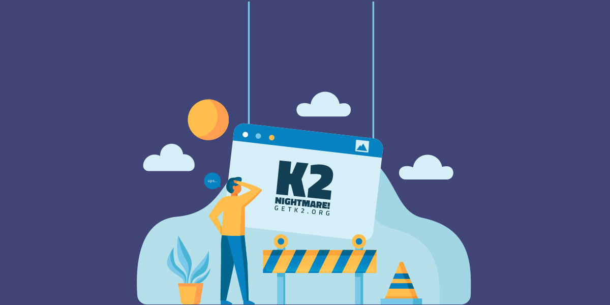 5 Good reasons to not using K2